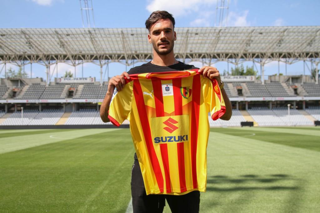"""Marquez wita się z Koroną: """"To będzie mój nowy dom. Jestem bardzo szczęśliwy"""""""