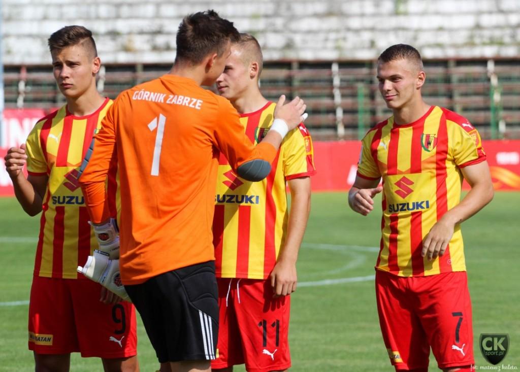 Juniorzy Korony zagrają przy Szczepaniaka. Do Kielc przyjeżdża szkółka Barcelony
