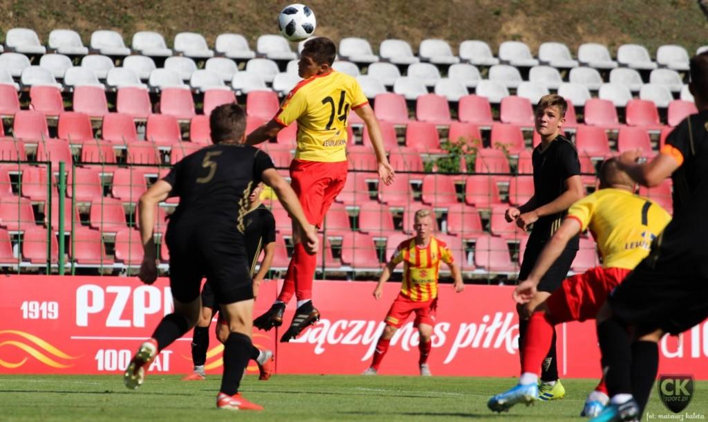 Juniorzy Korony grają w PP. Zaaplikowali rywalowi dziewięć bramek w I rundzie na szczeblu okręgu!