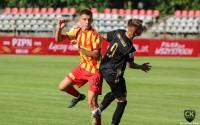 Dwaj juniorzy Korony zagrali w reprezentacji U-16