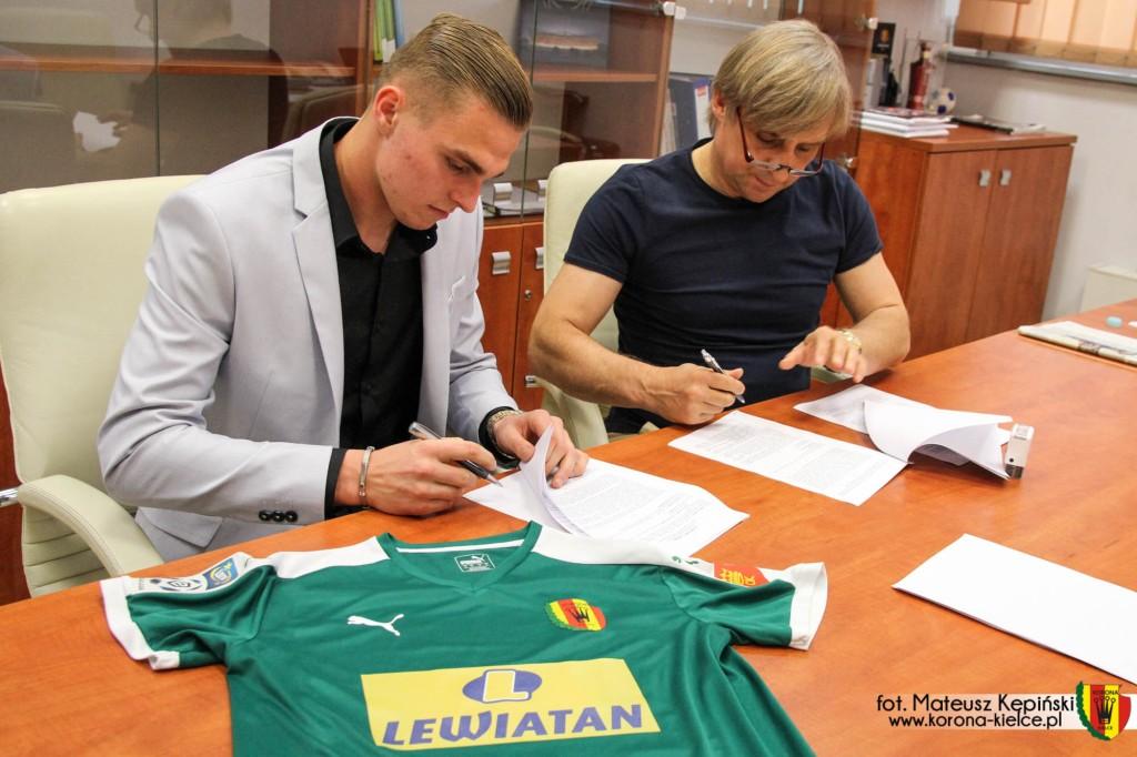 Cel jest jasny: regularna gra w Ekstraklasie. Paweł jest na to gotowy