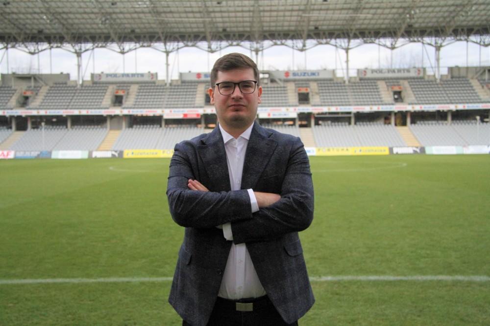 Korona Kielce ma nowego szefa scoutingu