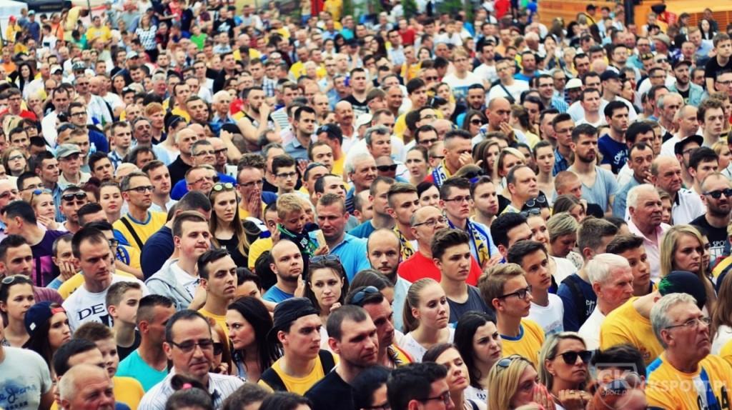 Mecze PGE VIVE w Final Four będzie można śledzić w centrum miasta. Na kieleckim rynku stanie strefa kibica!