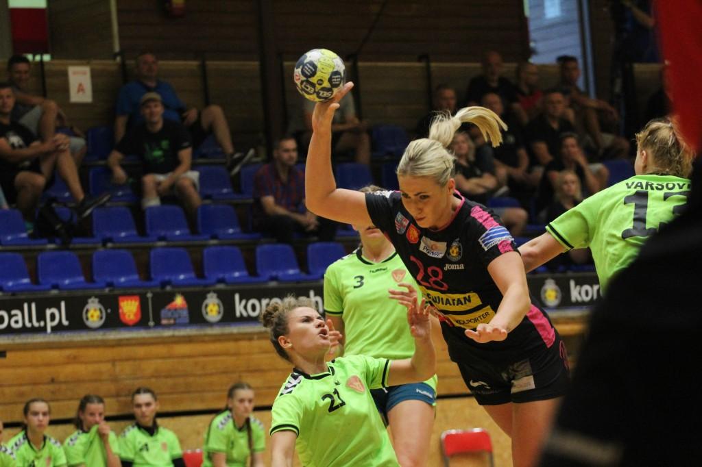Wysoka wygrana Korony Handball w sparingu z faworytem I ligi