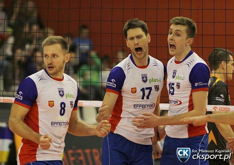 Puchar Polski pod choinkę. Effector kończy rok pojedynkiem na Krakowskiej