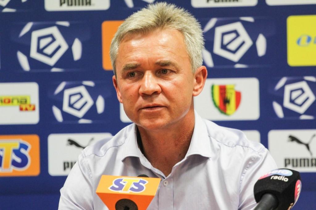 Celem jest to, aby Korona w przyszłym sezonie grała w Ekstraklasie
