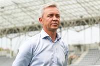 WIDEO: Konferencja prasowa z udziałem nowego trenera Korony Kielce (SIEJO TV)