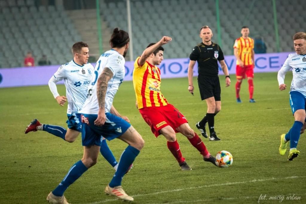 Arweladze trafił do siatki w meczu młodzieżowej reprezentacji Gruzji