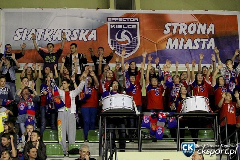 Przedświąteczny mecz Effectora za darmo i w hali przy ul. Krakowskiej
