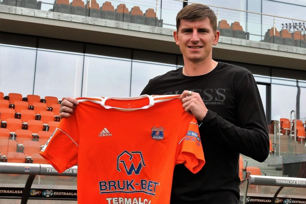 Kiełb znalazł nowy klub. Zagra w Niecieczy