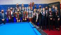 Siedem medali reprezentantów województwa na mistrzostwach Polski w Bilard