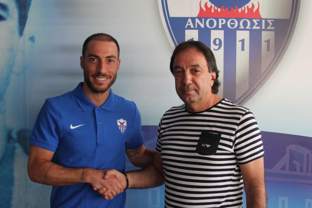 Podpisy złożone. Palanca oficjalnie przedstawiony na Cyprze
