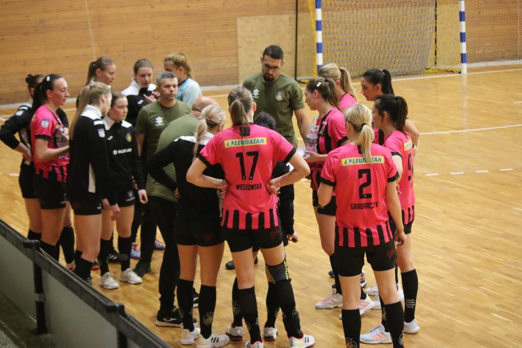 Szczypiornistki Suzuki Korony Handball z kompletem porażek
