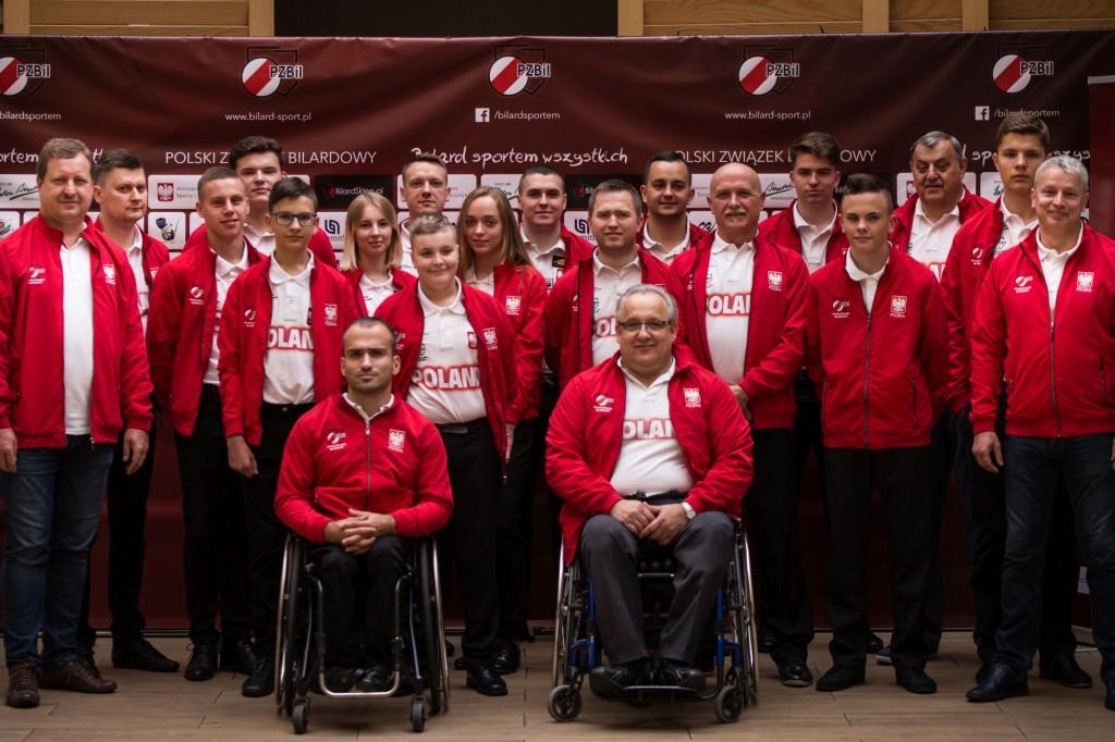 Mocna kadra Polski na mistrzostwach Europy w bilard. W Holandii powalczą także kielczanie