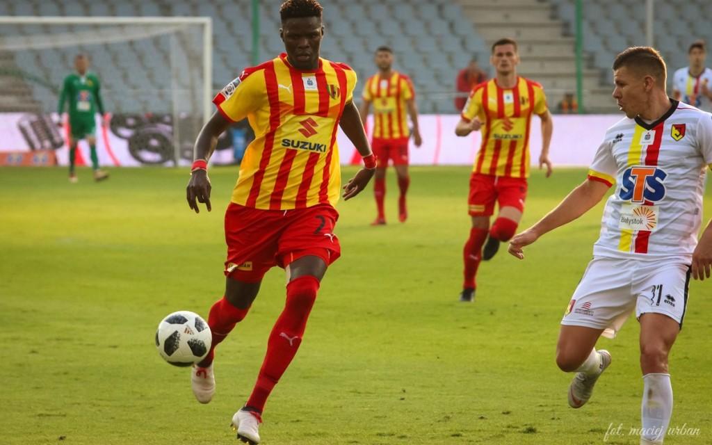 Diaw trenuje z kadrą Senegalu. Kontuzja gwiazdy otwiera mu drogę do składu reprezentacji?