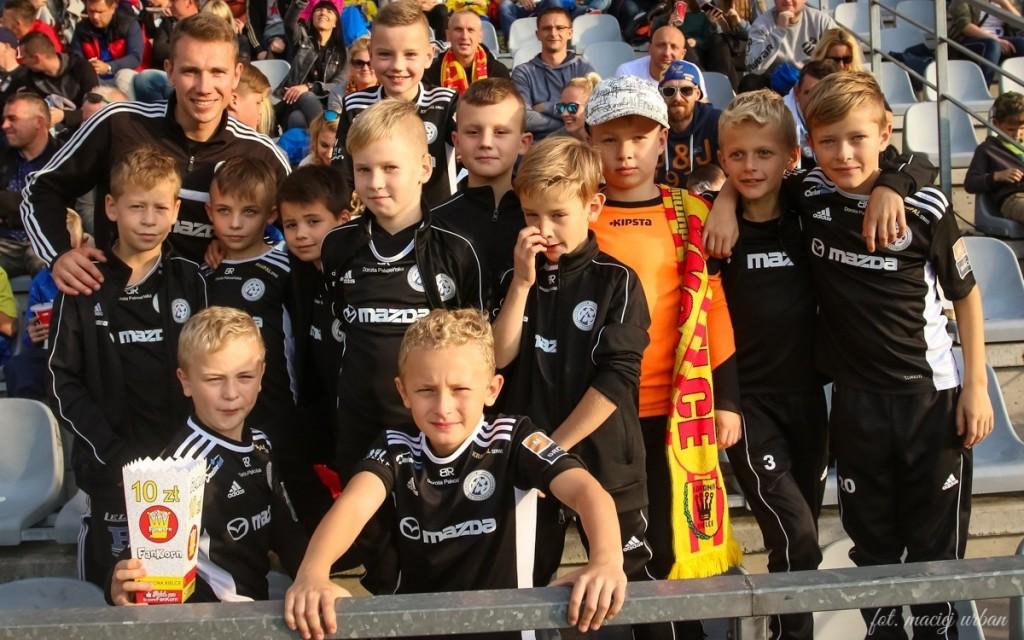 DAP Kielce stawia na młodzież. A teraz do rywalizacji staną tatusiowe!