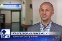 """Wspierał Senegalczyków w zakupie Korony Kielce. Dziś występuje w... serialu """"Szpital"""""""