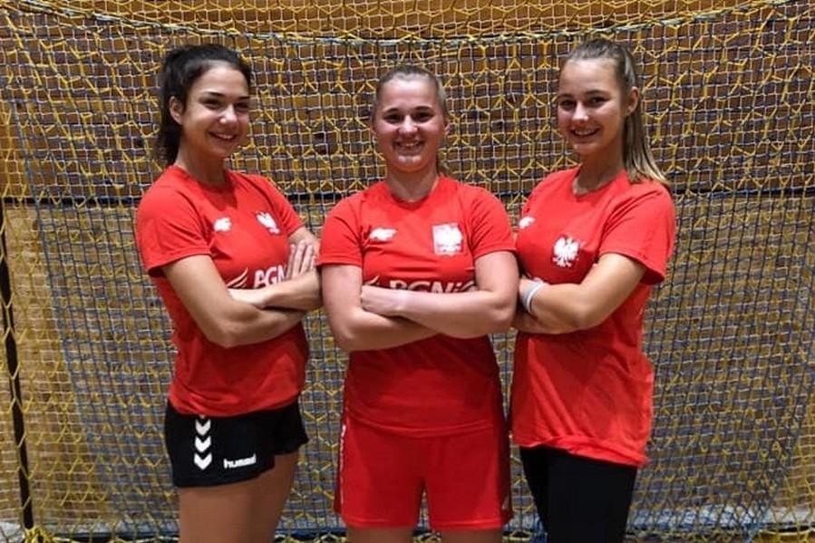 Trzy zawodniczki Korony Handball zaproszone na kadrę juniorek