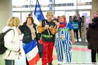 Z flagami, szalikami i uśmiechem na ustach. Zobacz zdjęcia kibiców podczas Euro