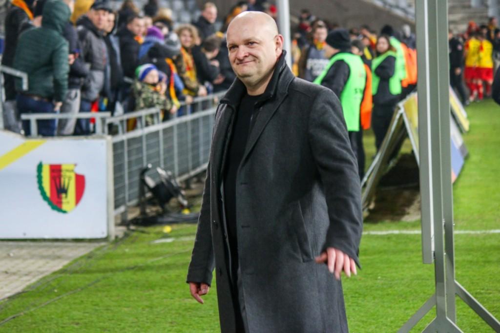 Bartoszek zwolennikiem zakończenia sezonu i powiększenia ligi. Ale z drugiej strony...