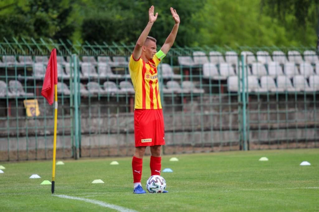 WIDEO: Skrót meczu Avia Świdnik - Korona II Kielce (6:1)