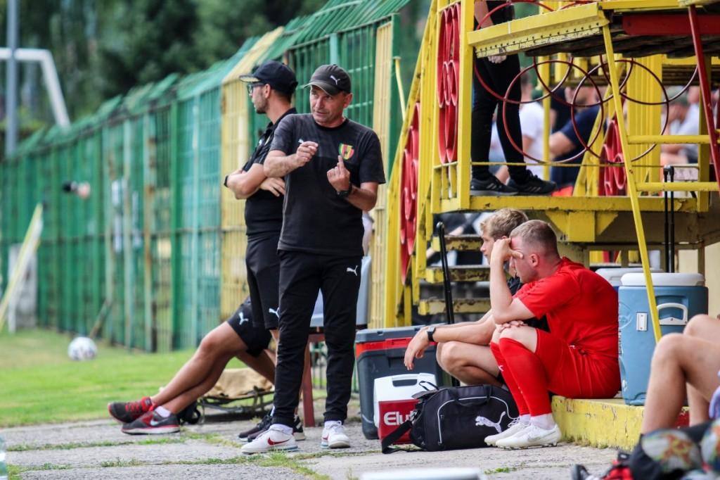 Trener Sławomir Grzesik został zwolniony z Korony Kielce. To decyzja dyrektora sportowego