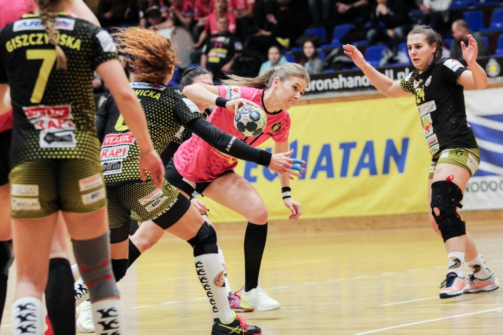 Korona Handball z kolejną pewną wygraną w I lidze