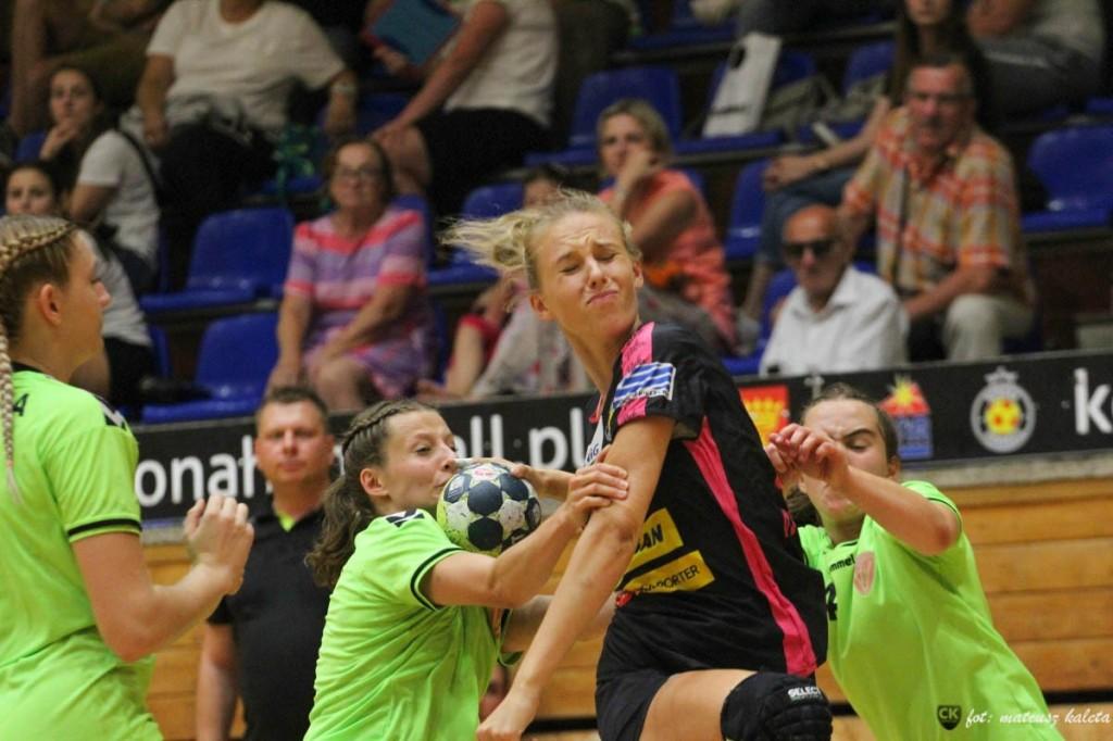 Korona Handball ostatni raz w domu. Można przypomnieć sobie poziom Superligi