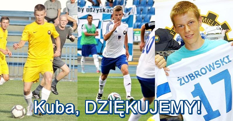 Tak Mielec żegna Żubrowskiego! (video)