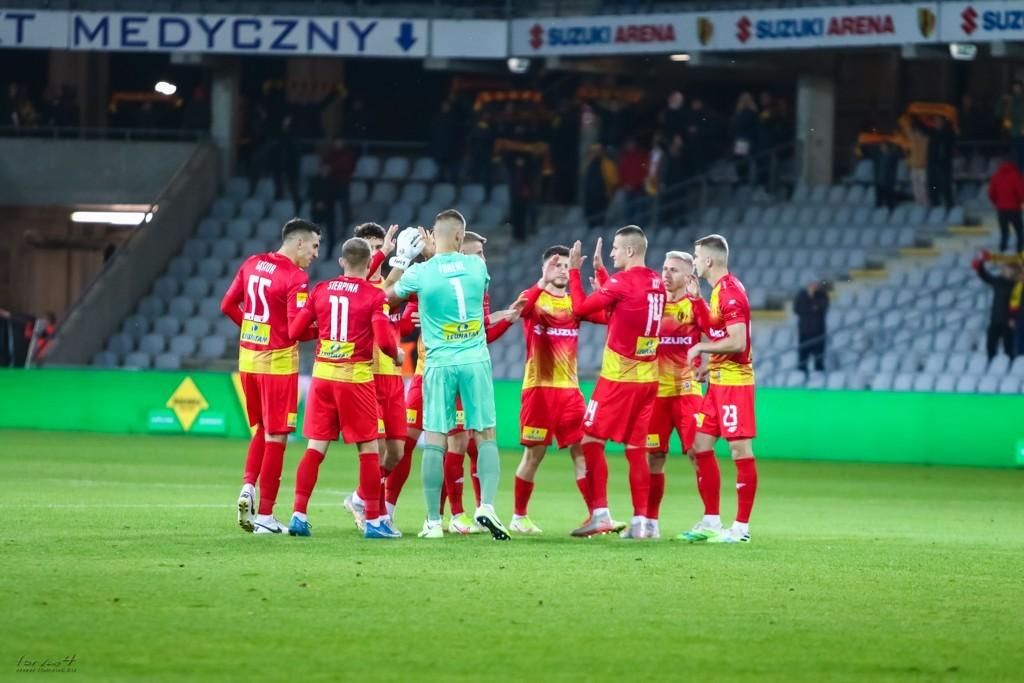 NA ŻYWO! 14. kolejka Fortuna 1. Ligi: Górnik Polkowice - Korona Kielce