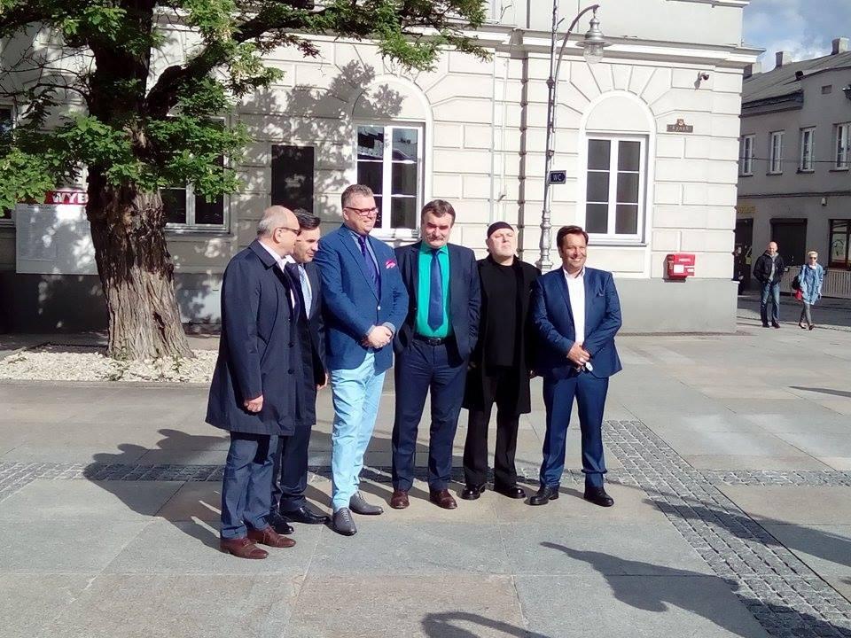 Lubawski do zawodników Vive: Kielczanie będą trzymali za was kciuki!