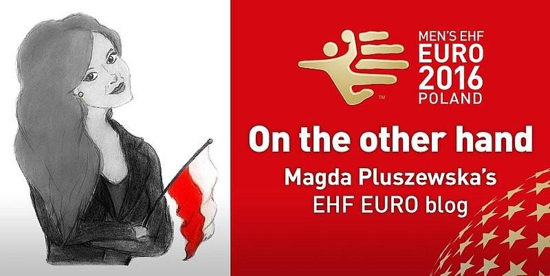 Kielczanka prowadzi oficjalnego bloga Euro!