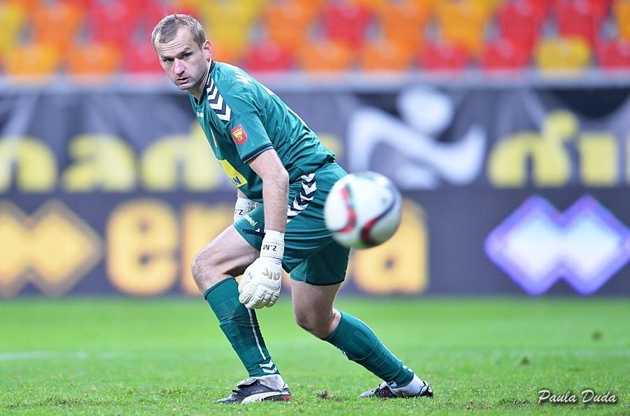 Małkowski czarował bramkę przez 80 minut... Pierwszego  zwycięstwa w Poznaniu jednak nie ma