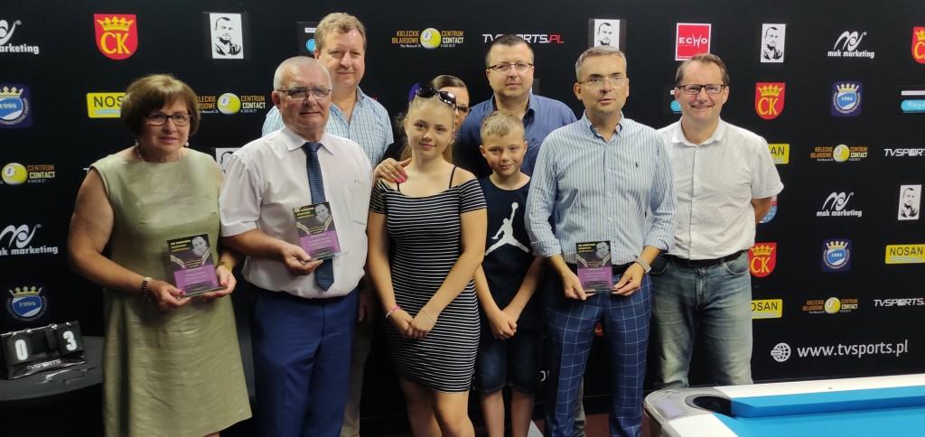 Michał Turkowski najlepszy w XIII Memoriale Szczepan Różyckiego [ZDJĘCIA]