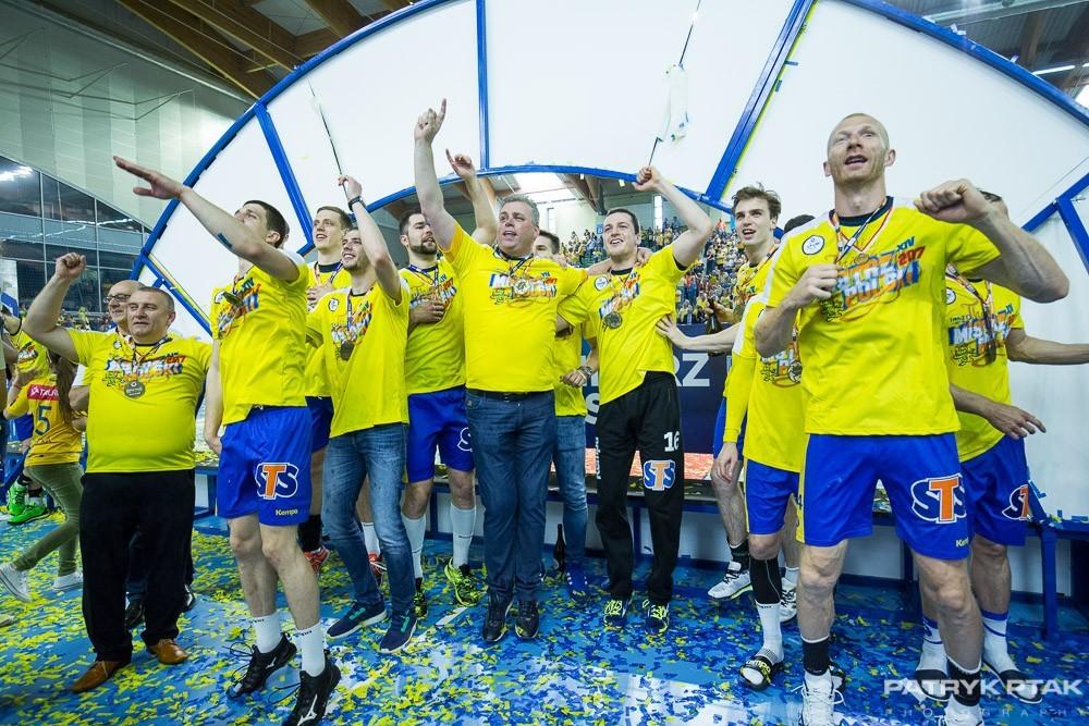 Piękna radość Vive po zdobyciu mistrzostwa Polski! Zobacz zdjęcia