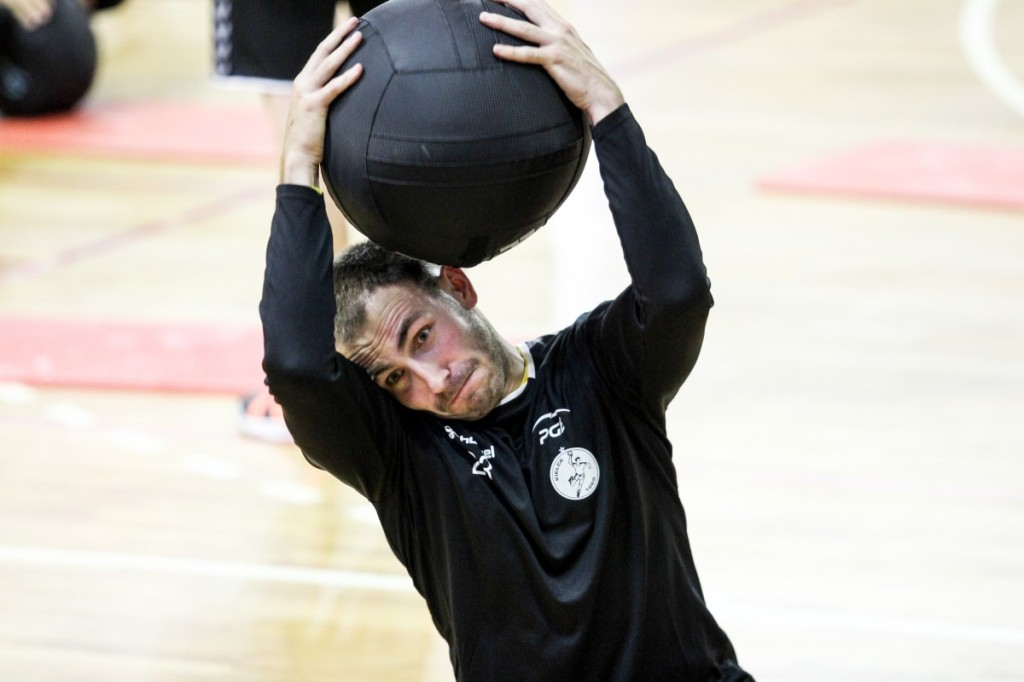 FOTO: Pierwszy trening i nowe twarze w PGE Kielce