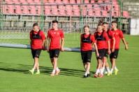Korona Kielce wznowiła treningi