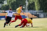 Zmieniona Korona II Kielce inauguruje rundę wiosenną. Na początek mecz z sąsiadem w tabeli