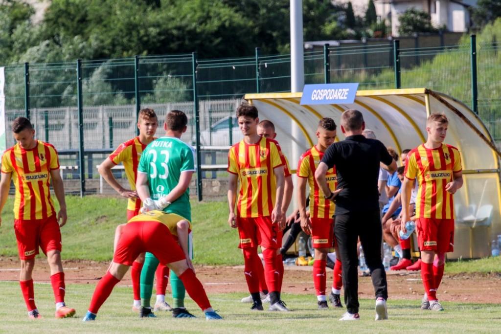 Korona II Kielce przygotowuje się do sezonu III ligi. Są zmiany w kadrze zespołu