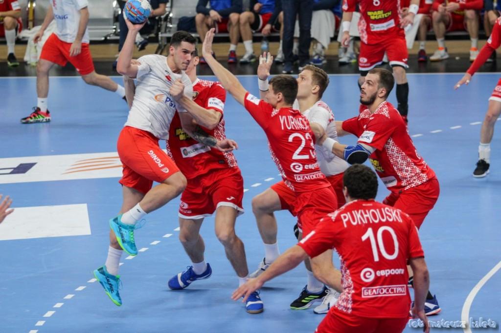Pięciu zawodników Łomży Vive Kielce w kadrze Polski