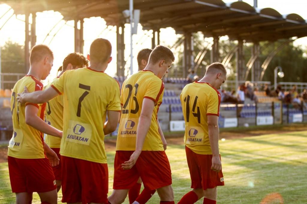 Pięciu nowych zawodników w Koronie II Kielce