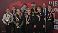NOSAN Kielce zwycięzcą klasyfikacji medalowej mistrzostw!