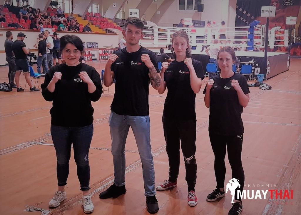 Sukcesy wychowanków Akademii Muay Thai Kielce