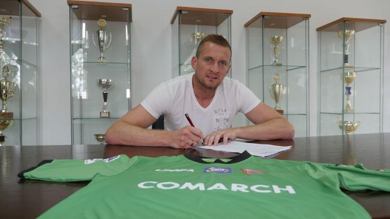 Pesković zamienił Kielce na Kraków. Zagra w Cracovii