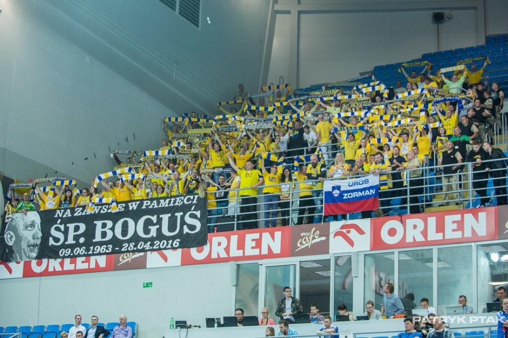 Ruszyły zapisy na bilety na mecz PGE VIVE w Płocku
