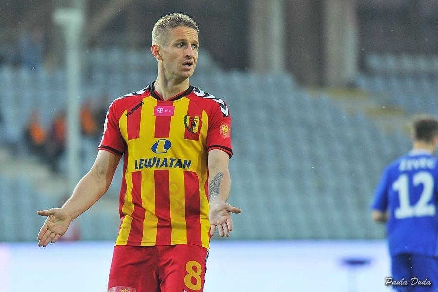 Byli piłkarze Korony spadli z Ekstraklasy. W tym Vlastimir Jovanović