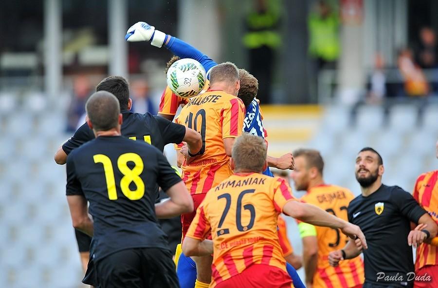 Rumuni i Grecy będą trenować w Kielcach. Pojawią się nawet... Jagiellonia i Zagłębie Sosnowiec