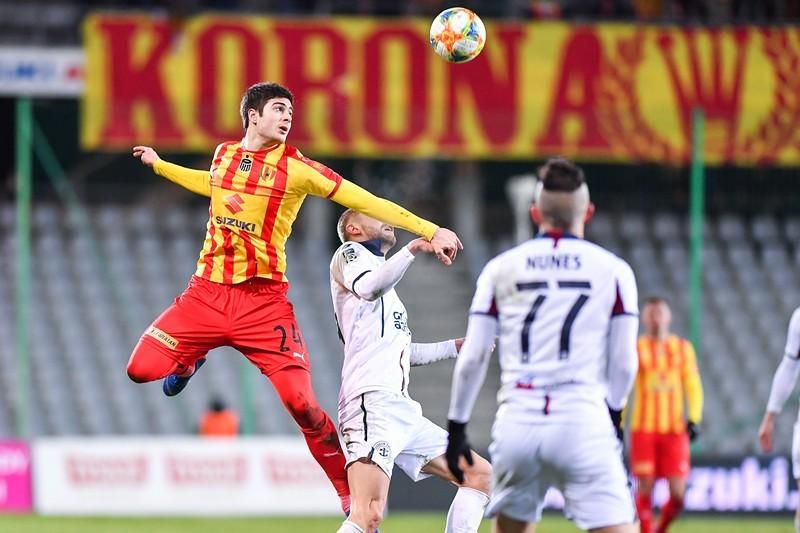Kto był najlepszym piłkarzem Korony Kielce w meczu z Pogonią Szczecin? (sonda)