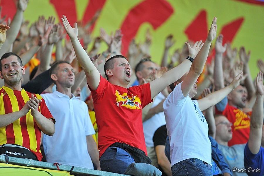 Kibice proszą kibiców: w piątek na stadionie już pół godziny przed meczem