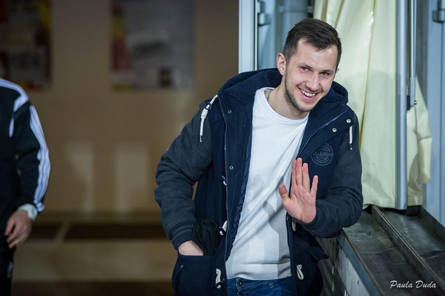 Krzysztof Kiercz idzie w ślady Żubrowskiego. Został kapitanem